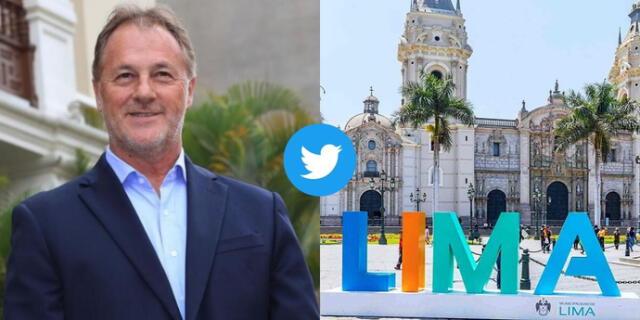 El alcalde de Lima llegó hasta San Juan de Lurigancho luego de una semana del corte de agua.