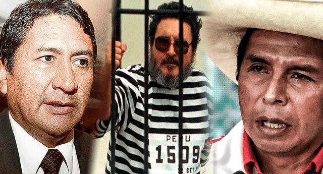 Pedro Castillo se pronunció una hora después que Vladimir Cerrón sobre muerte de Abimael Guzmán