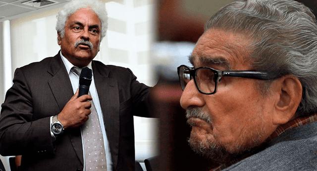 Benedicto Jiménez indicó que no puede cremarse el cuerpo de Abimael Guzmán