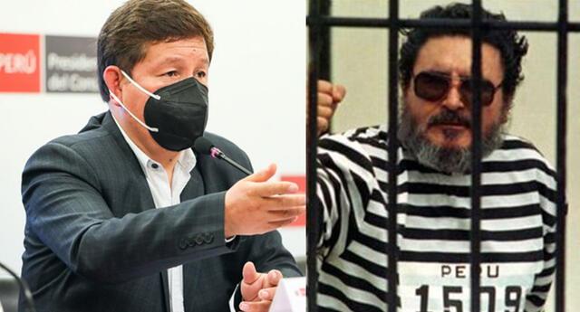 PCM pide a la Fiscalía decidir sobre el cuerpo de Abimael Guzmán
