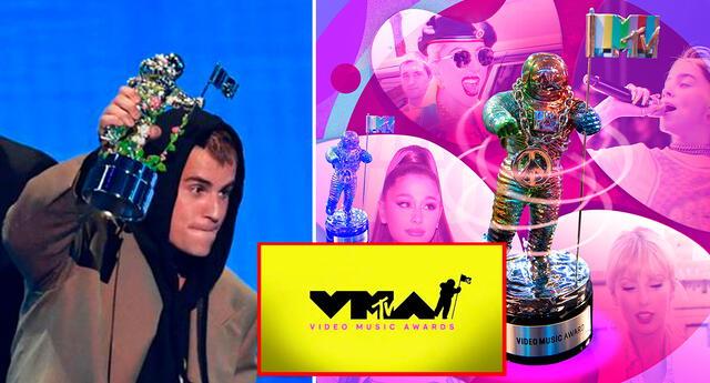 Conoce a los ganadores de los MTV VMAs.