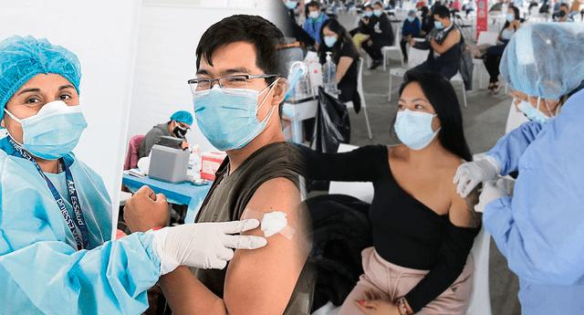 Minsa superó la meta en vacunar contra la COVID-19 en este vacunafest