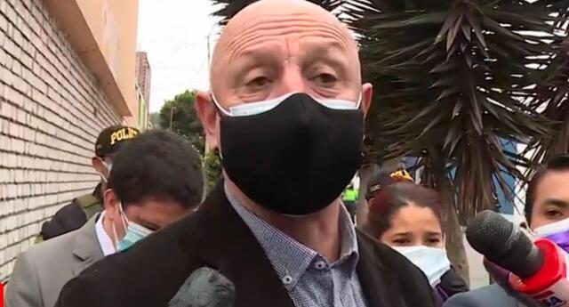 José Cueto, congresista de Renovación Popular.