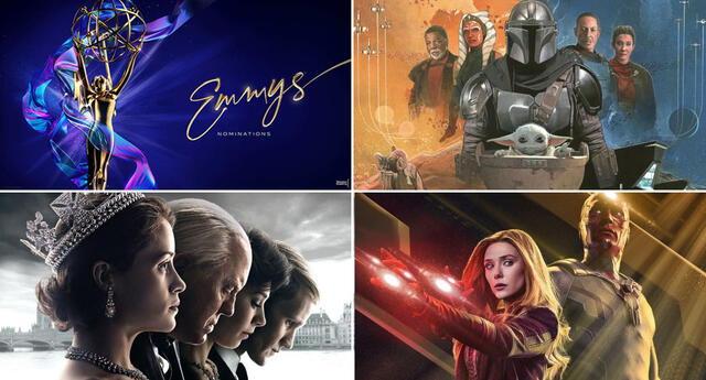 Dónde ver los Premios Emmy 2021.