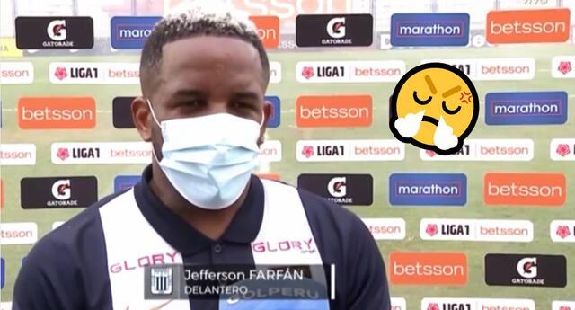 ¡Se molestó! Jefferson Farfán y la contundente respuesta a sus críticos [VIDEO]