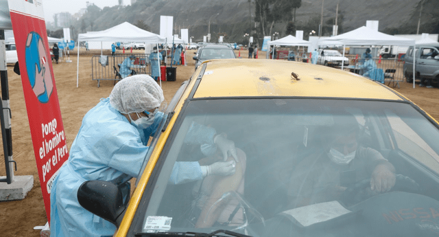Vacunacar de Agua Dulce cerrará parcialmente HOY lunes 13 de setiembre