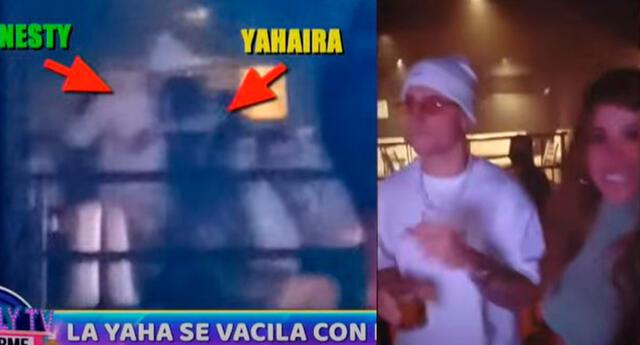 Yahaira Plasencia y Nesty en 'cuchis'.