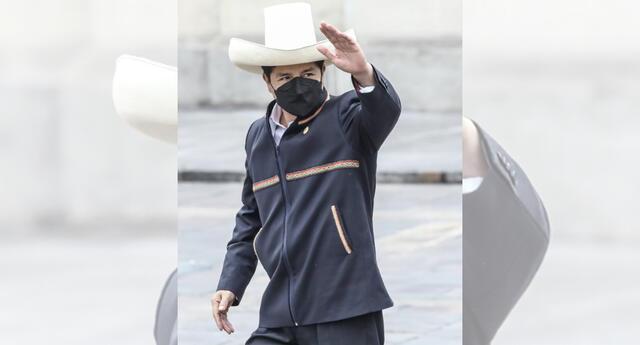 Pedro Castillo fue consultado sobre los problemas que su Gobierno ha tenido con la prensa.