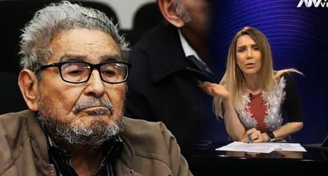 Juliana Oxenford estalla y opina sobre los restos de Abimael Guzmán.