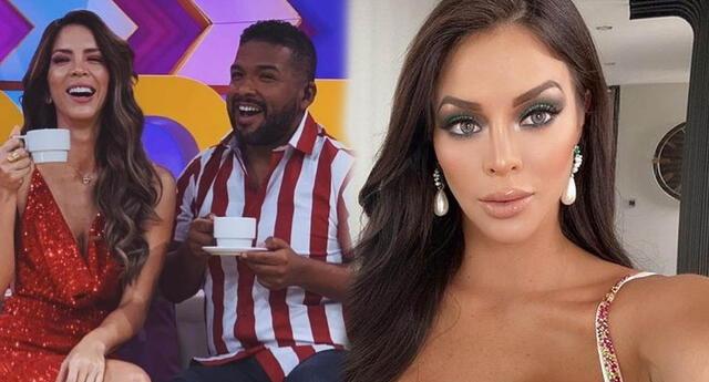 Sheyla Rojas recuerda su salida de América Televisión.