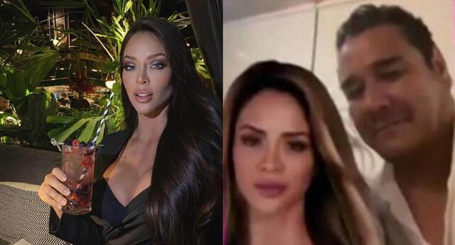 Sheyla Rojas niega que Simón Sánchez Alayo haya sido su pareja.