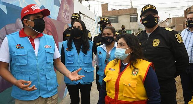Trinomio entre PNP, autoridades y ciudadanía es crucial contra el crimen y delito