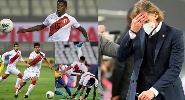 La defensa de la selección peruana sigue siendo un dolor de cabeza para Ricardo Gareca.