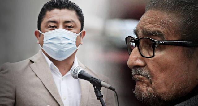 Guillermo Bermejo asegura que el cuerpo de Abimael Guzmán debe ser entregado a sus familiares 'en caso existan', porque 'así lo establece la ley'.