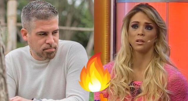 Pedro Moral reapareció ante cámaras y explotó al asegurar que hay cosas de Sheyla Rojas que sabe, pero no las dice por falta de pruebas.