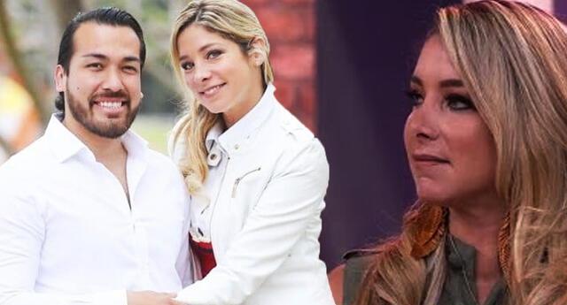 Sofía Franco revela el estado de su matrimonio.