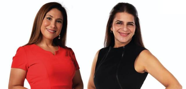 Jennifer y Sara cuidan nuestra salud.