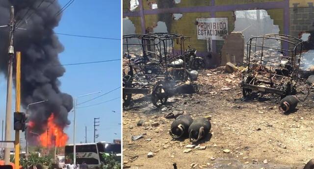 """Llama Gas tras incendio en Pucallpa: """"Prestaremos apoyo a nuestros trabajadores y vecinos de la zona"""""""