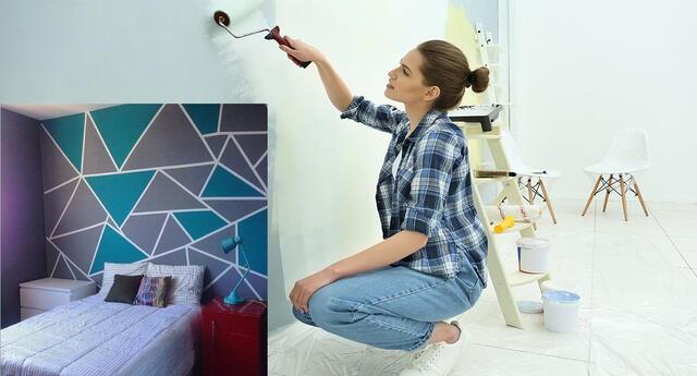 Busca una pintura de calidad no solo de bajo precio.