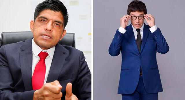 Juan Carrasco dispuso investigar a La Resistencia por organización criminal.