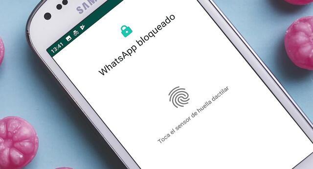 WhatsApp: así puedes bloquear tu cuenta con huella digital