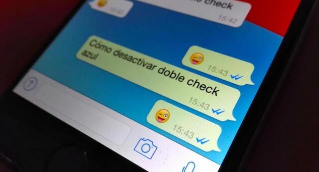 WhatsApp: 3 trucos para saber si están leyendo tus mensajes sin el doble check azul
