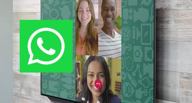 WhatsApp: Aprende a hacer llamadas por televisor en simples pasos