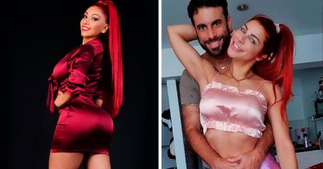 La exvedette Deysi Araujo chancó al esposo de Xoana González y dejó entrever que sería amor a los chicharrones.