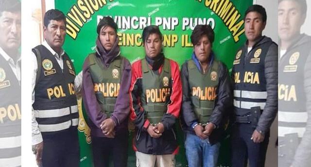 Tres sujetos morirán en prisión tras violar y asesinar a una menor de 16 años en Puno.