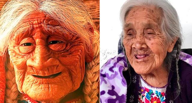 Doña María nació un 16 de septiembre de 1913, en plena Revolución mexicana.