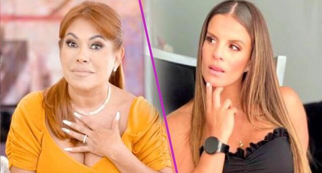 Magaly Medina asegura que Alejandra Baigorria sería una buena madre.