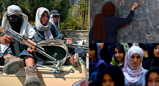 Actualmente, Afganistán vive bajo el régimen talibán.
