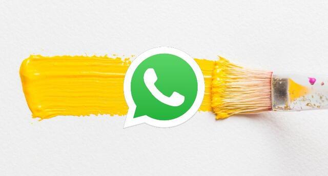 Como instalar paint en WhatsApp Web