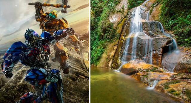 Producción de Transformers tendrá un noble gesto con caserío.