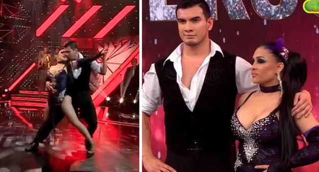 Yolanda Medina sorprendió en versus de tango.