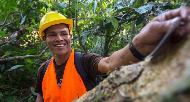 La zona de Tahuamanu que abarca más de un millón de hectáreas que constituyen el 50% del territorio de toda la provincia.