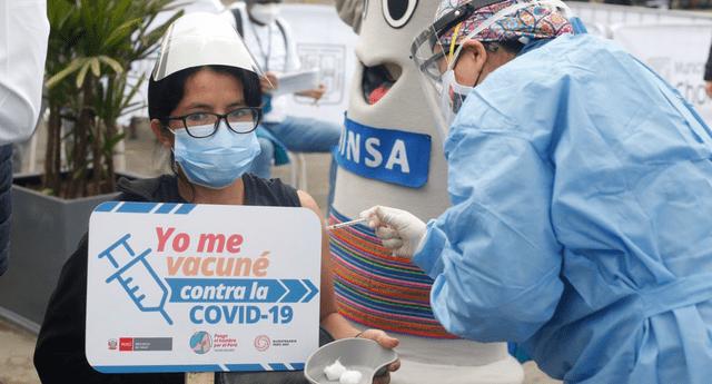 Darán incentivos a personas vacunadas con ambas dosis de la COVID-19
