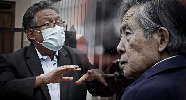 Alberto Fujimori podría ser procesado por el caso esterilizaciones forzadas.