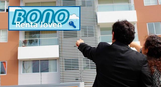 Bono Renta Joven está dirigido a ciudadanos de 18 a 40 años.