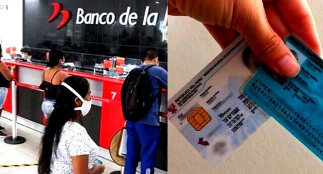 La Cuenta DNI del Banco de la Nación es para mayores de 18 años.