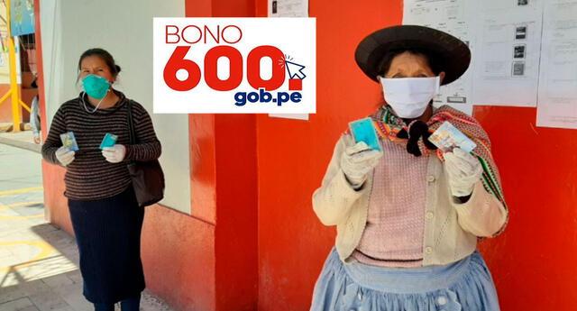 Conoce todos los detalles para cobrar el Bono 600 HOY