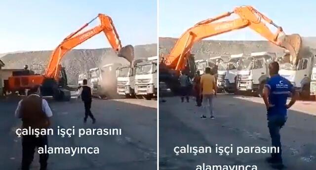 El insólito hecho ocurrió en Turquía.
