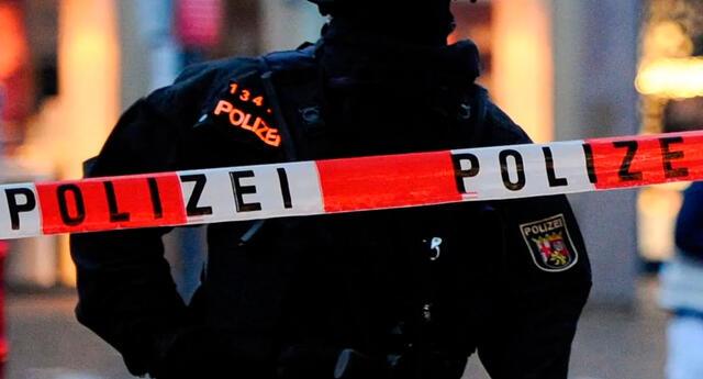 El asesino se entregó a la policía alemana.
