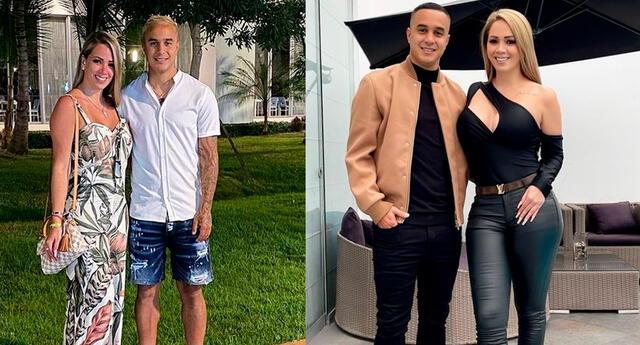 El futbolista Jesús Barco le pidió a Melissa Klug hace unos días en una emotiva reunión familiar.