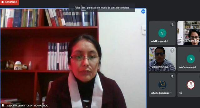 La jueza Azucena Tolentino Galindo dictó prisión contra  Augusto Arturo Khut Arcaya Velasco por tráfico ilícito de drogas