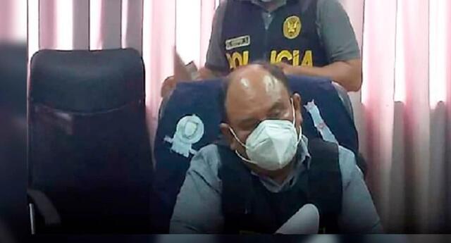 Poder Judicial de Ucayali decidirá si confirma la prisión preventiva para el ex alcalde de Atalaya Adelmo Guerrero Enciso