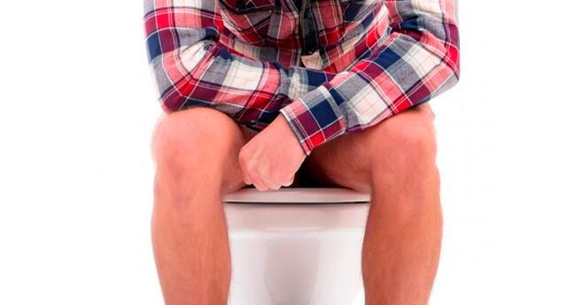 Después de un examen rectal detectaron que padecía un problema anómalo en la pared rectal.