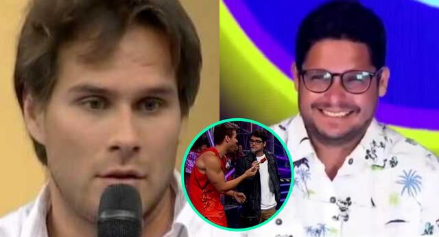 """Miguel Arce aseguró que Gian Piero Díaz era """"un lobo disfrazado de oveja"""" y esto no le gustó nada a los cibernautas en redes sociales."""