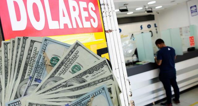 Precio del dólar HOY jueves 23 de septiembre.
