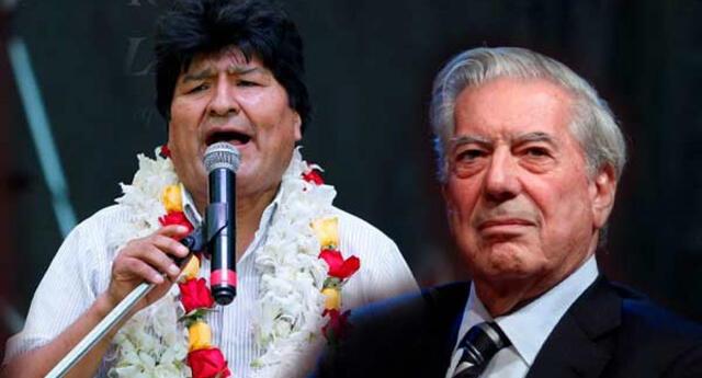 El boliviano no dejo pasar por alto y respondió a través de su cuenta verificada en Twitter.